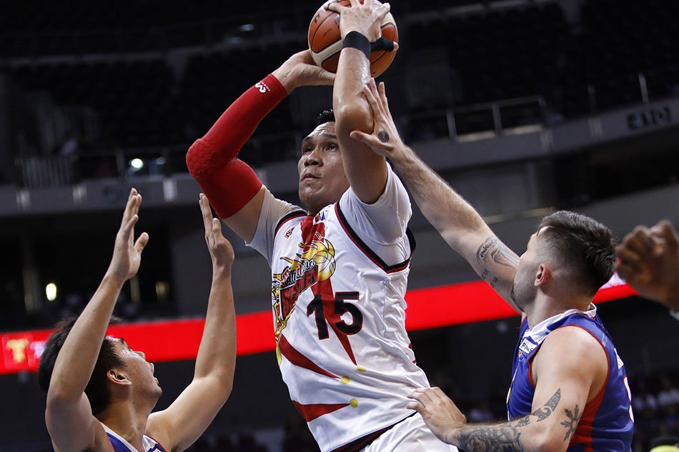 Top 5 Leading BPC candidates 2018 PBA Commissioner's Cup - Top List