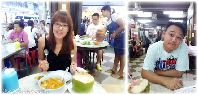 Eating in Hua Hin