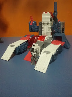 H-03 Infinitor City Mode