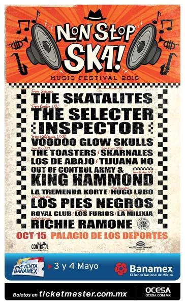 Non Stop Ska Festival