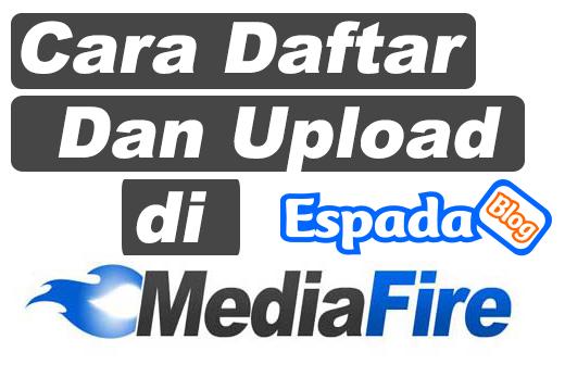 Cara Daftar dan Upload File di Mediafire Terbaru 1