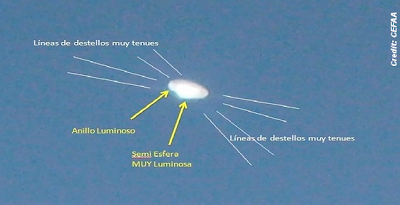 "Chile UFO: ""Humans Could Not Have Manufactured It,"" Claim Government Experts"