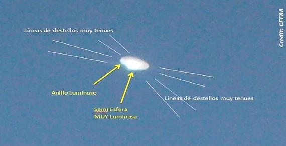 O Caso Chileno Collahuasi UFO - Análise Fotográfica Oficial / Relatório (Inglês)