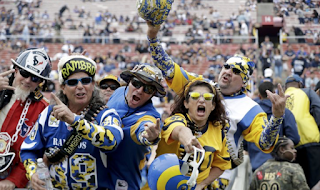 FOX seeks actors to be Los Angeles Rams fans for Eagles game