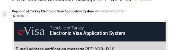 Apply VISA Turki