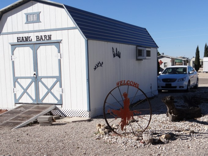 Walkabout With Wheels Blog Touring The Ranch Escapees Co