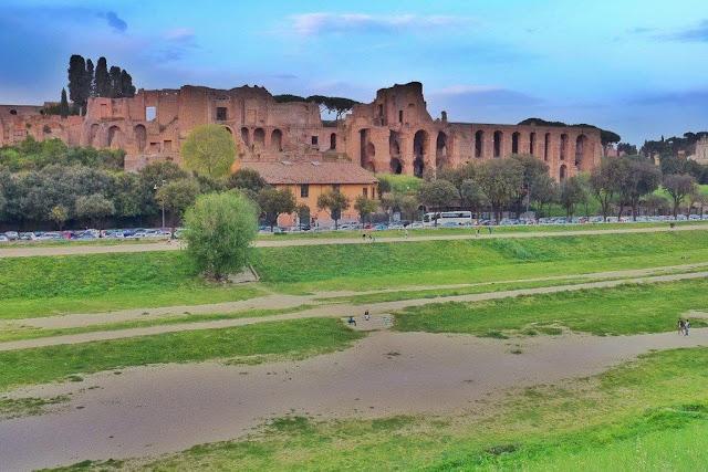 Circo Máximo en Roma