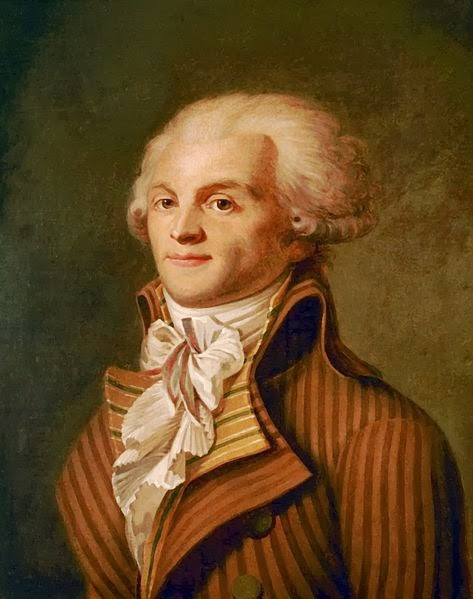Maximilien Robespierre, 1790