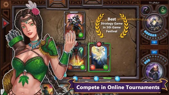 Clash of Warriors: 9 Legends Apk Free on Android Game Download