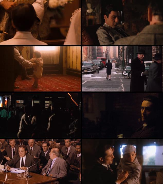 The Godfather Part II (1974) Dual Audio Hindi 720p BluRay