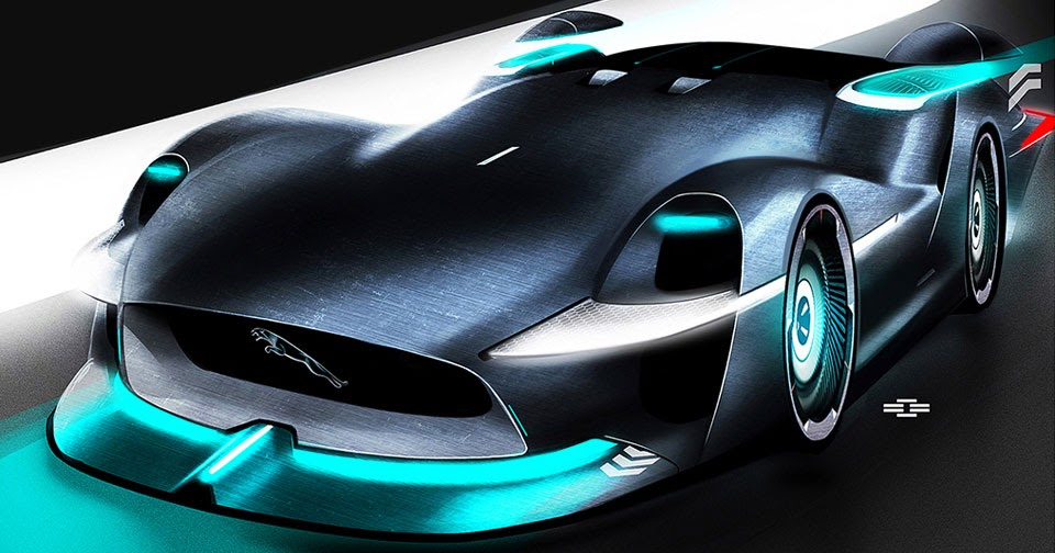 Jaguar Persona Is An Electric Racing Study For 2030