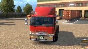 Mitsubishi Fuso Super Great KC-FV513HR v1.3 truck mod