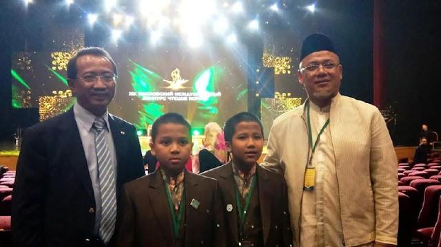 Bangga! Dapat Undangan Khusus, Hafidz Cilik Indonesia Tampil di MTQ Internasional Moskow
