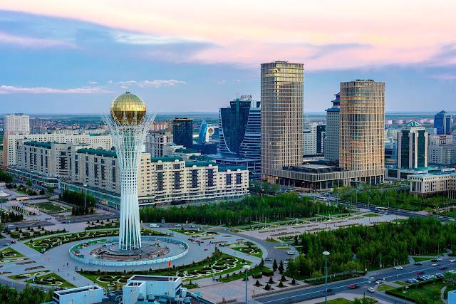 Visita Kazajistán