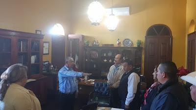 Toma protesta Regidor Étnico para el municipio de Álamos