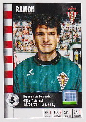 ¿Cuánto mide Ramón Ruiz Fernández? Dasasd