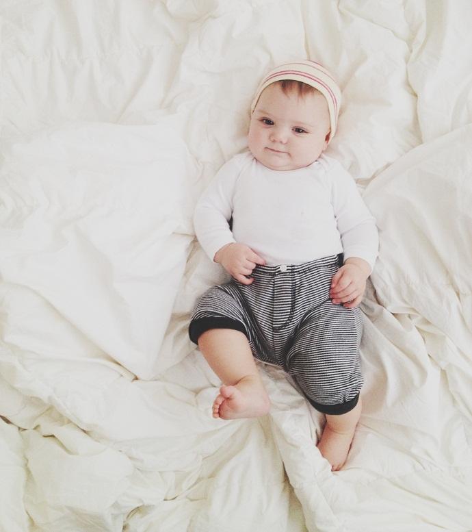violet: 8 months