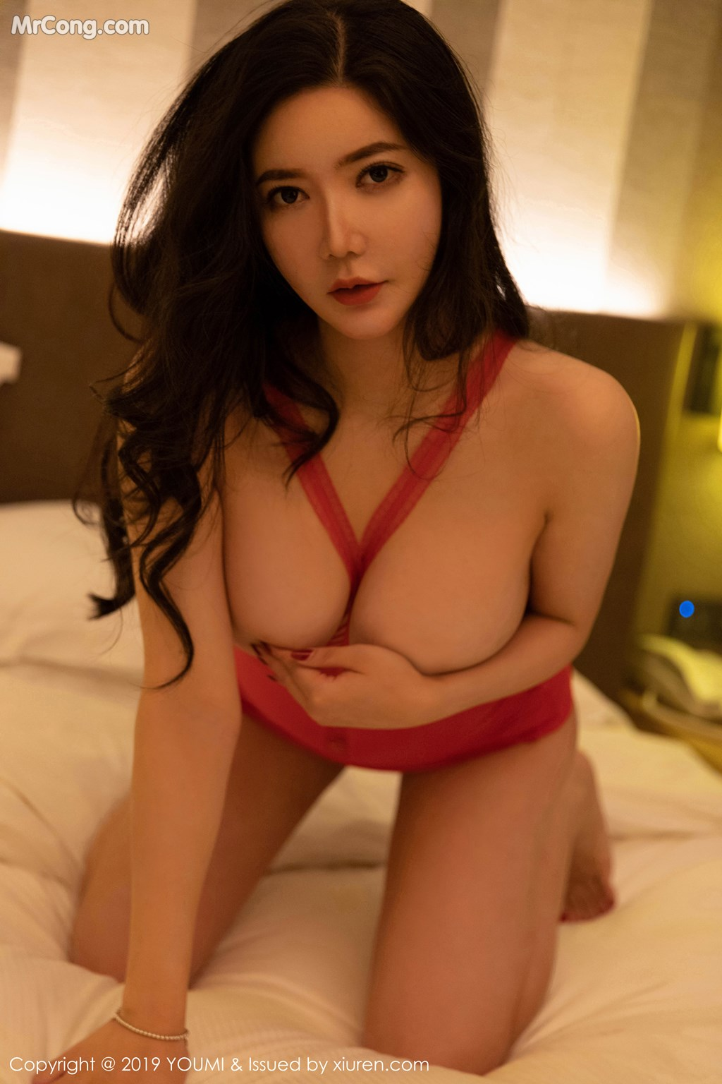 Image YouMi-Vol.310-MrCong.com-009 in post YouMi Vol.310: 心妍小公主 (44 ảnh)