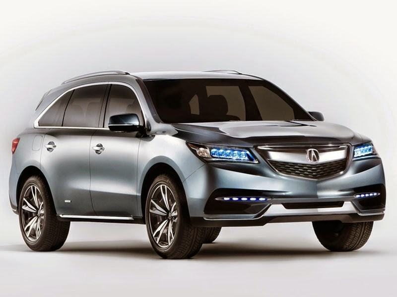 2017 Acura Mdx Is Really A Car Which Will Just Be Released By Honda In This The Most Recent From That Has Also Few Benefits Above