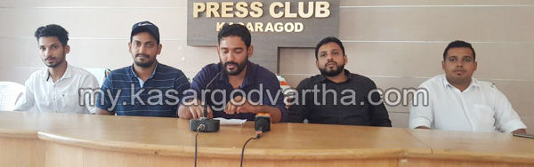 News, Kerala, Green star, Club, Logo, Released, Press meet, 100 item program of Green Star club end on April, logo released
