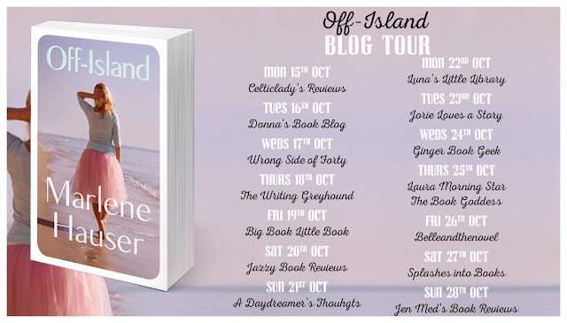 off-island, marlene-hauser, book, blog-tour