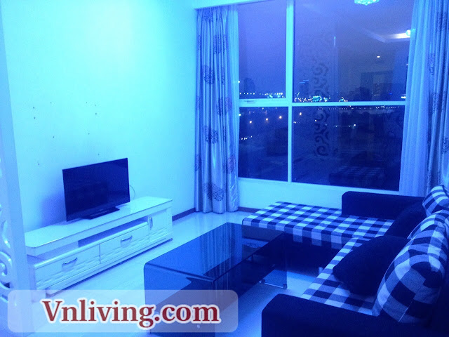 Thao Dien Pearl Apartment 2 Bedrooms for rent