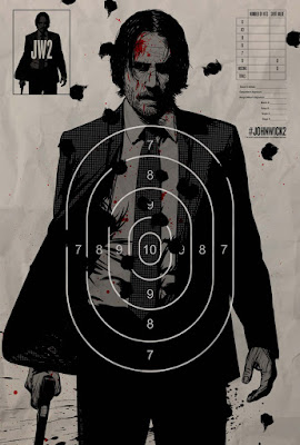 John Wick Chapter 2 Movie Poster 11