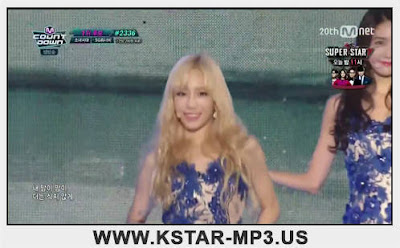 [Performance] Girls' Generation - Lion Heart @ M! Countdown 2015.08.27