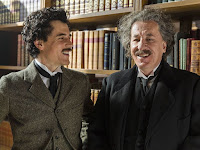 Geoffrey Rush and Johnny Flynn in Genius (2017) Series (9)