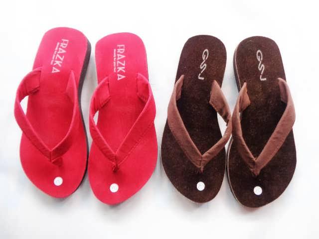 Grosir Sandal Bludru Simplek Modis Terbaru