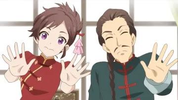 Kami-tachi ni Hirowareta Otoko Episode 9