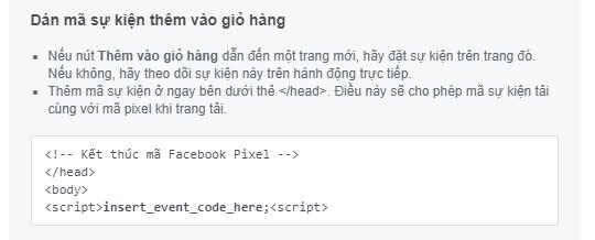 Theo Dõi Chuyên Đổi Trong Quảng Cáo Facebook (Conversion Tracking) 7