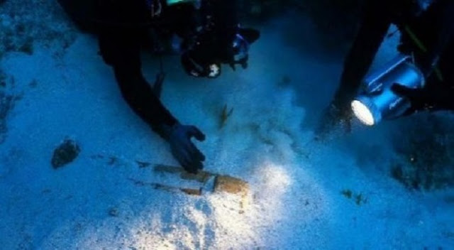 'Cypriot deity' discovered off the coast of Turkey