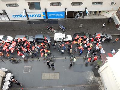 gr 233 gory capra une manifestation devant ma salle de sport