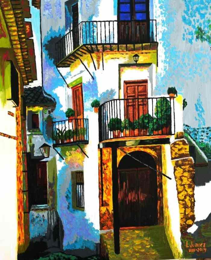 Поиски красоты. Luis Antonio Juarez Palomo