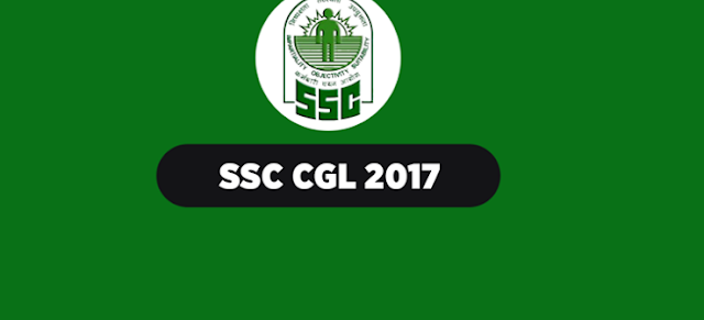 SSC CGL 2017 Notification out