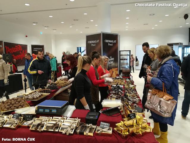 Najslađi festival u Opatiji @ Chocolate Festival - Festival čokolade 2018