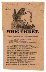 The Whig Party in the South (Classic Reprint)