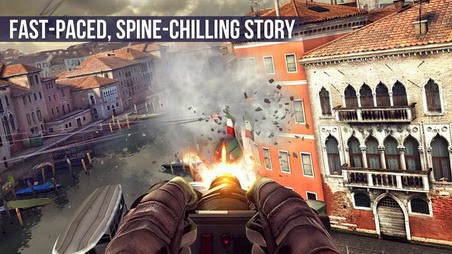 Modern Combat 5 apk free download