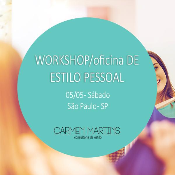 Workshop (Oficina) de Estilo Pessoal