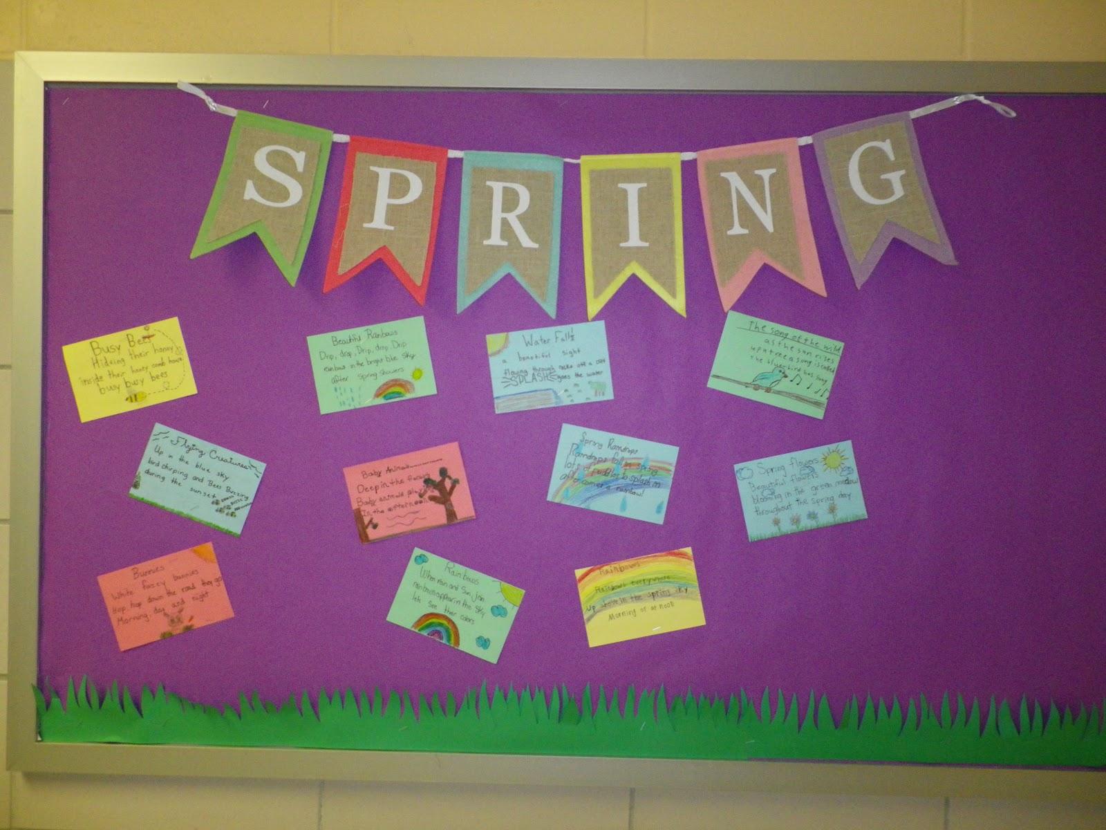 Poetry unit middle school