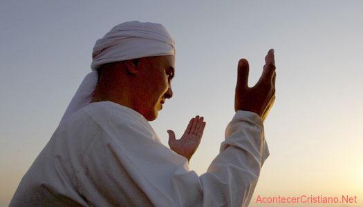Ex musulmán convertido al cristianismo