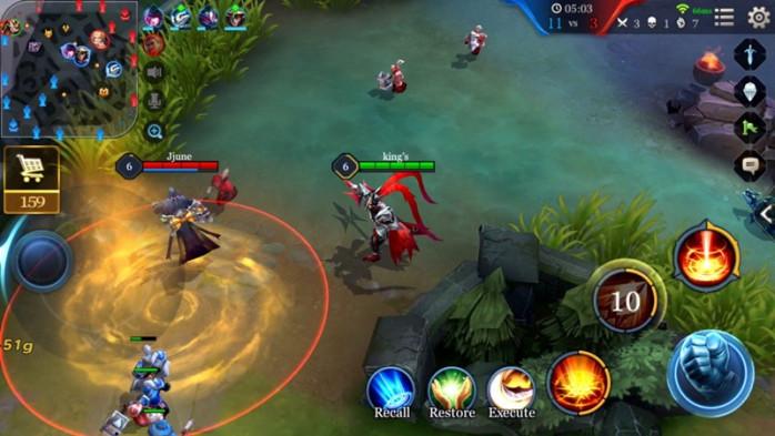 Download Garena Mobile Arena Indonesia Action Moba Versi 1 15 8 1