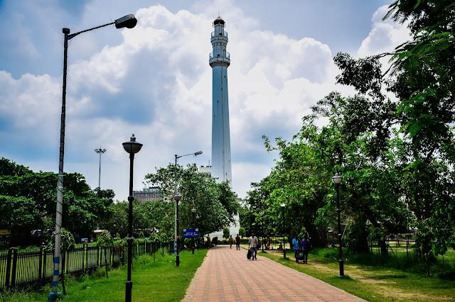 Shaheed Minar Kolkata @DoiBedouin