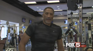 61-year-old Las Vegas grandpa trains for the NBA