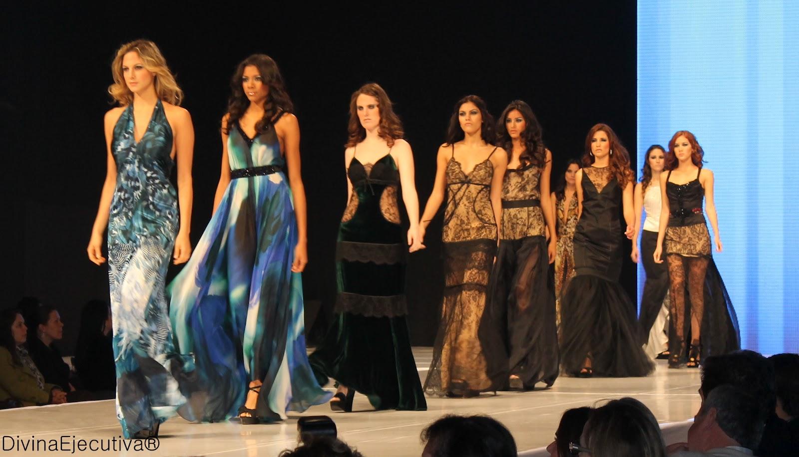 """9122e20774 Luego fue el turno de Ani Alvarez-Calderon y su colección más """"couture"""""""