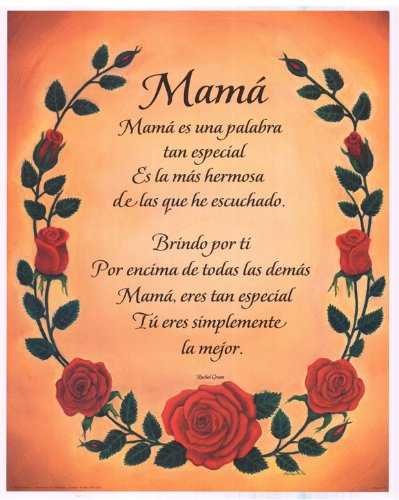 spanish mothers day quotes from daughter son for Grandma,
