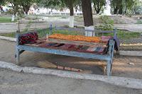 Uzbekistan, Samarkand, topchan, © L. Gigout, 2012