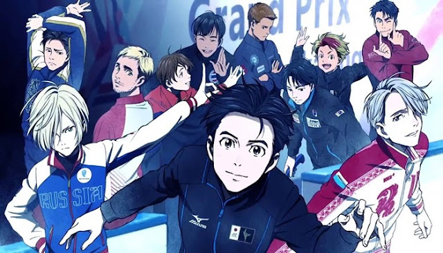 Download Yuri on Ice Subtitle Indonesia