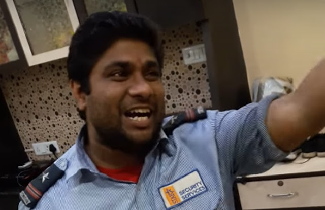 Security Guard Sings Arijit Singh Songs
